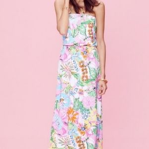 Lilly Pulitzer for Target🎯Nosey Posey Maxi Dress